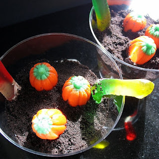 How To Make Your Own Harvest Cup Halloween Treats