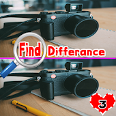 Find Difference Game 3