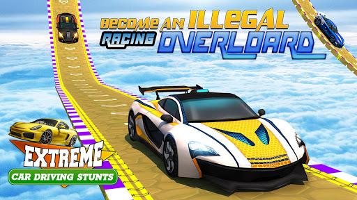 Extreme Car Driving Stunt GT Racing City Simulator apklade screenshots 2