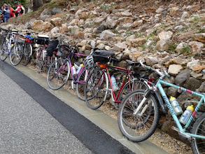 Photo: des vélos