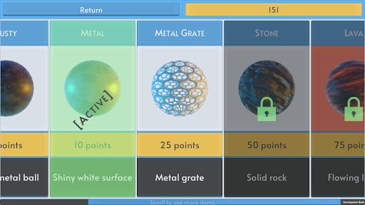 Capturas de pantalla de Metal Ball Adventures 4