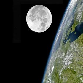 Бешеная луна живые обои