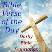 Bible Verse of the Day DBT