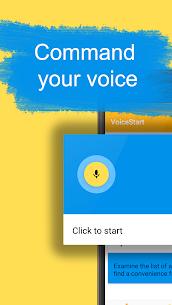 Voice Start – Android Mod + APK + Data 1