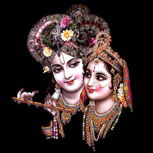 Radha Krishna Live Wallpaper