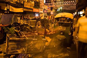 Photo: resztki barykady