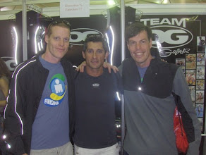Photo: After IM Brazil 2008 - Chris, Oscar Galindez, Uncle Jorge