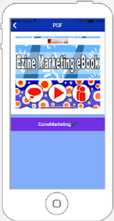 Ezine Marketing eBook✔️ for PC-Windows 7,8,10 and Mac apk screenshot 2