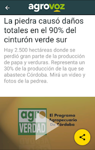 AgroVoz de La Voz del Interior screenshot 3