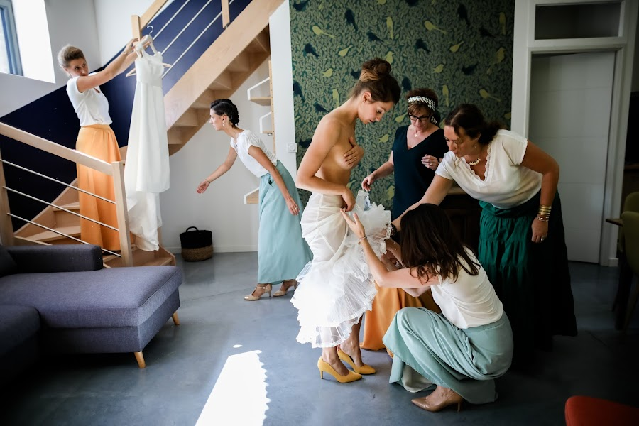 Wedding photographer Julien Laurent-Georges (photocamex). Photo of 30.12.2019