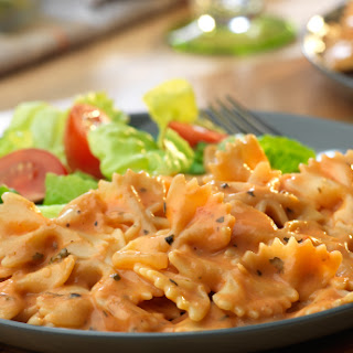 Bow Tie Pasta With Alfredo Sauce Recipes