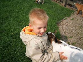 Photo: Kinderboerderij 2005