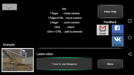 3DMap. Constructor screenshots 9