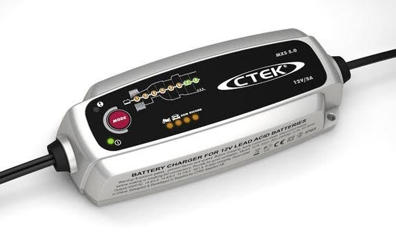 Ctek MXS 5.0, 5A, 12V