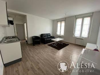 Appartement meublé 2 pièces 41,41 m2