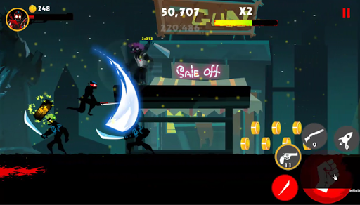 Dead Slash: Deadpool games