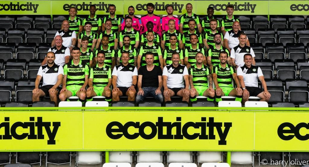 Forest Green Rovers and Chairman Dale Vince