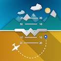 FlyWise - Aviation Navigation icon