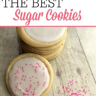 The Best Sugar Cookies