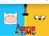 Wallpaper Of Adventure Time