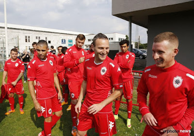 """Dufer: """"L'Antwerp, c'est l'équipe à battre"""""""