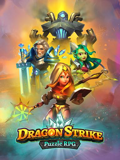 Dragon Strike: Puzzle RPG apktram screenshots 17