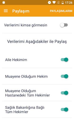 e-Nabız screenshot 5