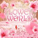 Rose mondiale Fleur icon