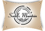 Logo for Saddle Mountain Brewing