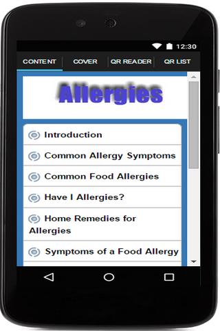 Allergies Advise