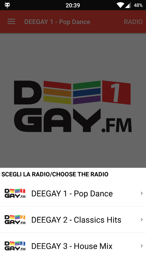DeeGay- screenshot