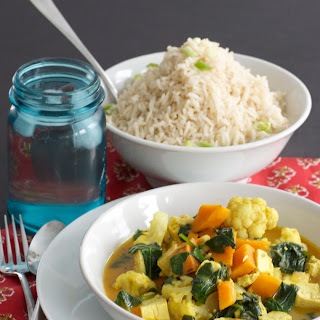 Simple Coconut Curry
