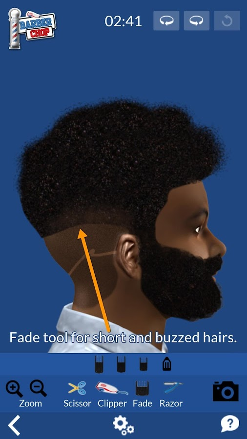 Barber Chop- screenshot