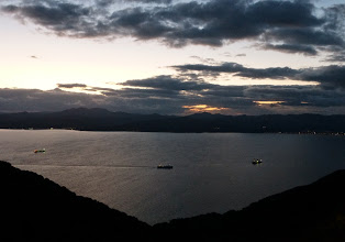Photo: From Mt. Hakodate