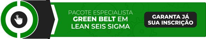 pacote especialista green belt em lean seis sigma