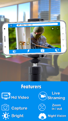 IP Webcam Home Security Camera 2 screenshots 11