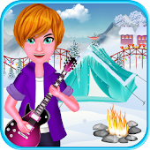 School Trip Frozen Party – Class Trip Games