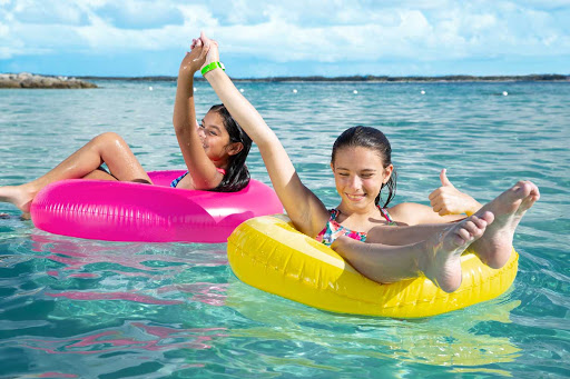 Just let your cares float away during a trip to the tropics during your Carnival cruise.