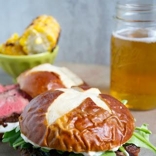 Steak Sandwich.