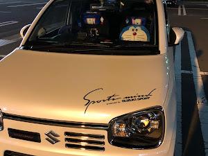 アルトワークス HA36S H30年 4WD MTのカスタム事例画像 リボーンさんの2020年10月16日19:50の投稿