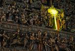 Tridents et statues