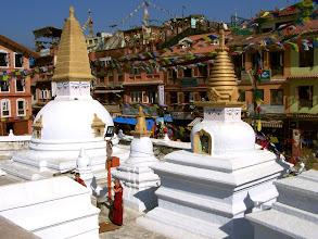 Photo: Katmandu : Bodnath