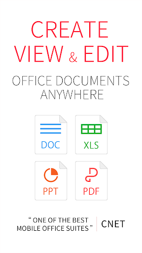 WPS Office - Word, Docs, PDF, Note, Slide & Sheet  screenshots 1