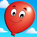 Kids Balloon Pop Game Free 🎈 icon