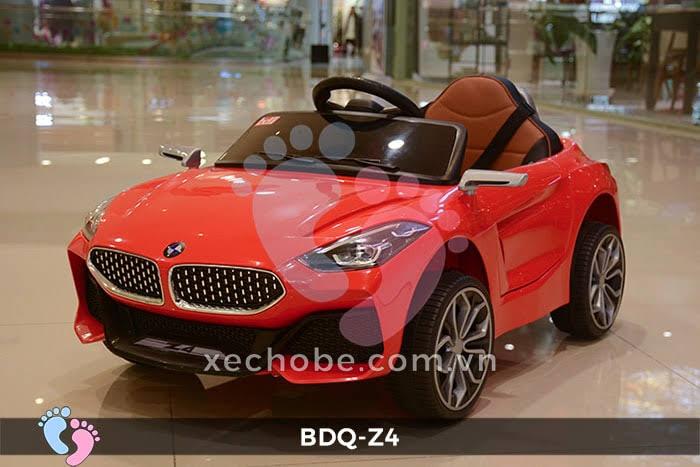 Xe ô tô điện cho bé BDQ-Z4 11