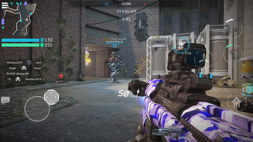 Infinity Ops: Online FPS 1.5.1 screenshots 12