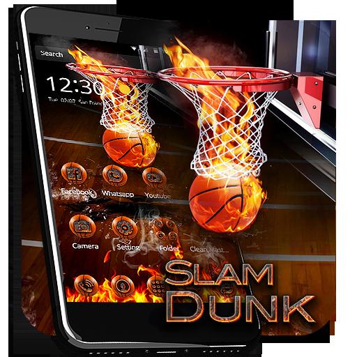 Flame Dunk Theme