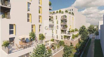 Appartement 4 pièces 83,29 m2