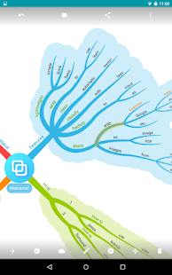 GeMMorg Lite Mind Mapping Tool - náhled