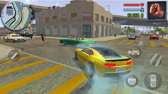Gangs Town story – action open-world shooter MOD (Free Purchase) 5